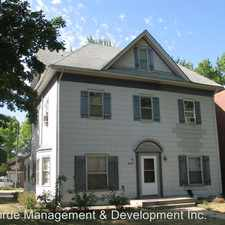 Rental info for 5043 Huntington Ave. #3 in the University Place area