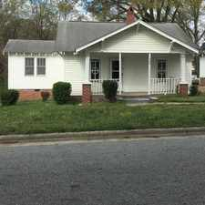 Rental info for 503 Holt Ave in the Greensboro area