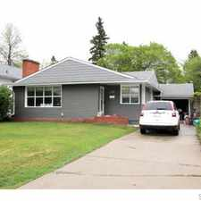 Rental info for House Close to University of Saskatchewan in the Varsity View area