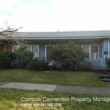 Rental info for 686 E 22nd Ave in the Eugene area