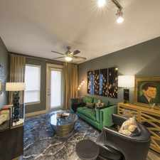 Rental info for The Alexan in the Dallas area
