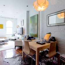 Rental info for King Street in the New York area