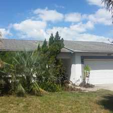 Rental info for E Grovehill Rd in the Palm Harbor area