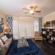 Rental info for Calais Midtown in the Houston area