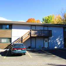 Rental info for 1601 S 3rd St W - C in the Missoula area