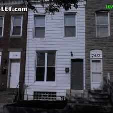 Rental info for $1095 2 bedroom House in Baltimore City Baltimore North in the Better Waverly area