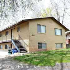 Rental info for 3071 Eccles Ave. #1