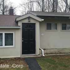 Rental info for 296 Croton Falls Rd