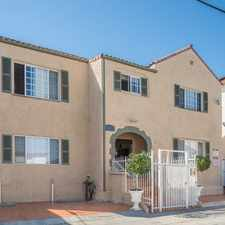 Rental info for Berendo Apartments in the East Hollywood area