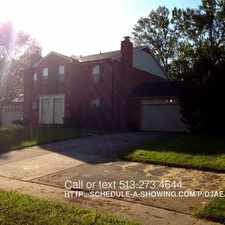 Rental info for 773 Northland Boulevard in the Forest Park area