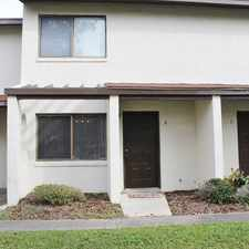 Rental info for 2635 SW 35th Place #1806