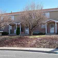 Rental info for 3505 Gypsum Road