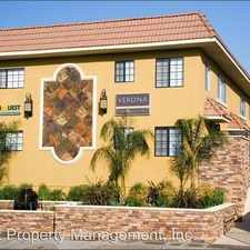 Rental info for 3029 Shrine Place in the Los Angeles area