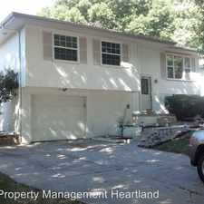 Rental info for 6730 S. 142nd St.