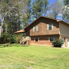 Rental info for 1515 Maple Drive