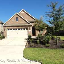 Rental info for 42 Canterborough Place