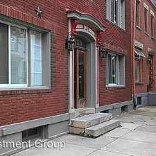 Rental info for 853 Beech Ave in the Allegheny West area