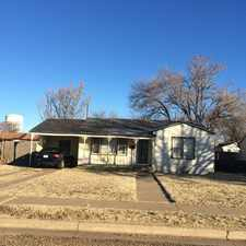 Rental info for 2122 39th Street in the Lubbock area