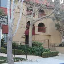 Rental info for 2849 E Street #4 in the Golden Hill area