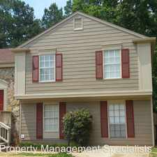 Rental info for 1632 Carrie Farm Lane NW