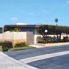 Rental info for 10241 Lampson Ave. B in the 92840 area