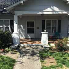Rental info for 917 College Avenue