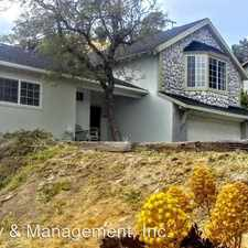 Rental info for 10459 Haines Canyon in the Sunland-Tujunga area