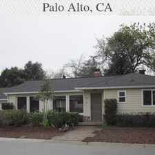 Rental info for Attractive 5 Bed, 3 Bath in the Barron Park area