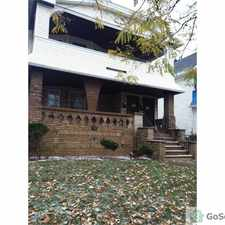 Rental info for **Down-Stairs Unit* * *2 bedrooms, 1 bath, hardwood floors,fresh paint,ceiling fans.CMHA**Section 8** 2 Bedroom Voucher* *2 Bedroom voucher* *Down -stairs{We currently are NOT signed up with EDEN} in the Cleveland area