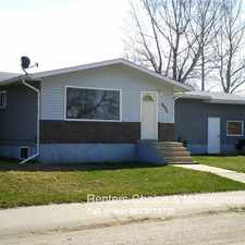 Rental info for 4902 62 Avenue, basement apartment