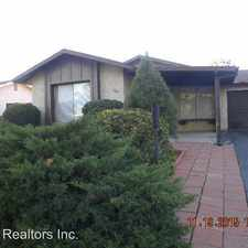 Rental info for 443 Marian Way 55+ in the Banning area