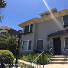 Rental info for 2144.5 First Avenue in the San Diego area