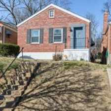 Rental info for 4125 Oleatha in the St. Louis area