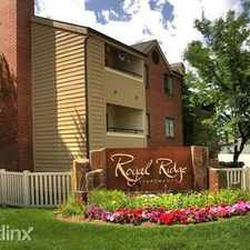 Rental info for Royal Ridge in the Midvale area