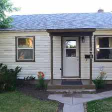 Rental info for Cute house in North Park in the Kelsey - Woodlawn area