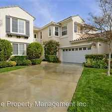 Rental info for 651 Starbright Court in the Simi Valley area