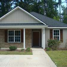 Rental info for 5248 Greyfield Circle in the Valdosta area