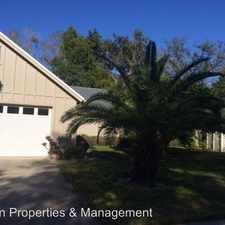Rental info for 726 Pine Shores Circle