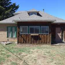Rental info for Three bedroom house for rent right next to reservoir in Nederland.
