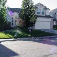 Rental info for 2 story 4 bedroom home for rent in Rock Creek with newly refinished wood floors.