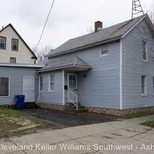 Rental info for 2806 Erin Avenue in the Tremont area