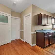 Rental info for Large Living/Dining; with dishwasher! in the St. Louis area