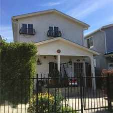 Rental info for (3BR+2BA) : 3BR voucher only in the Watts area