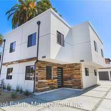 Rental info for 516 Echandia Street in the Boyle Heights area