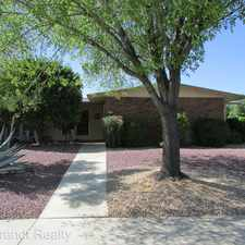 Rental info for 10402 W Ocotillo Drive