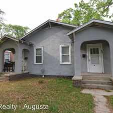 Rental info for 2415 Wrightsboro Road