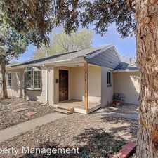 Rental info for 535 S. Canosa Court in the Athmar Park area