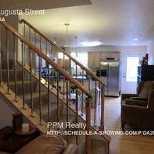 Rental info for 421 Augusta Street in the Duquesne Heights area
