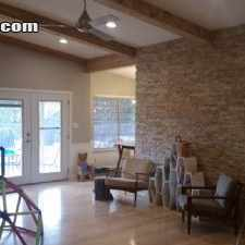 Rental info for $2600 3 bedroom House in Central Austin Travis Heights in the Pecan Springs Springdale area