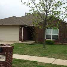 Rental info for 1109 Westridge Drive in the Oklahoma City area